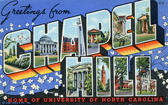 Greetings from Chapel Hill, North Carolina, Home of University of North Carolina - Large Letter Postcard (Shook Photos) Tags: linen postcard northcarolina postcards greetings chapelhill linenpostcard bigletter chapelhillnorthcarolina largeletter largeletterpostcard linenpostcards largeletterpostcards bigletterpostcard universityofnorthcaarolina bigletterpostcards