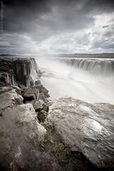 Iceland - Selfoss (Mathieu Noel) Tags: water river iceland eau north falls cascade chute sland islande selfoss chutesdeau 864 jkulsfjllum inspiredbyiceland