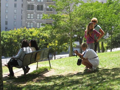 500 Days of Summer bench