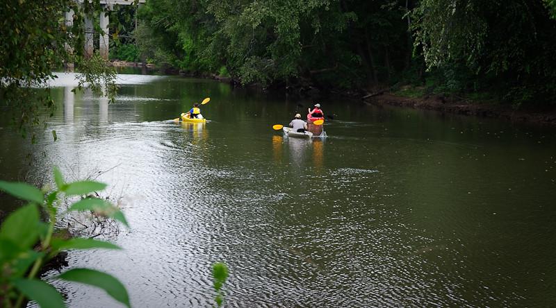 Day 313- River Trip