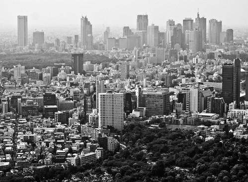 Tokyo city vs Tokyo beach last weekend