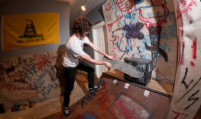 Tylor O'Connor, Ramp Destruction Party