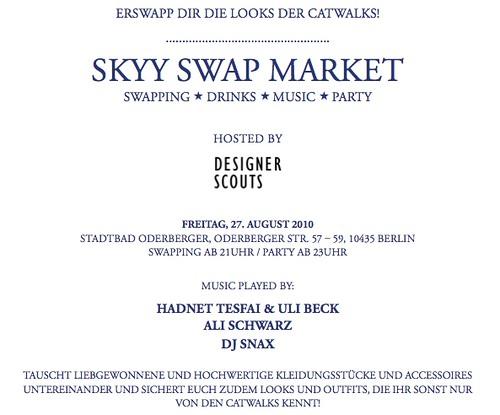 Skyy Swap Market