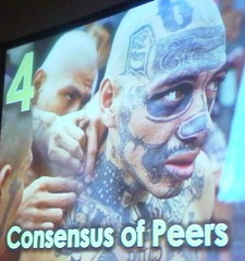 consensus of peers