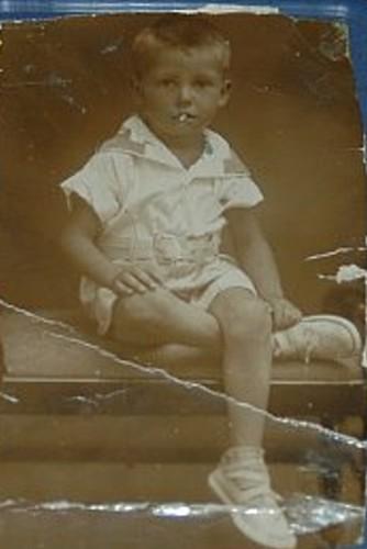 papaw, ca. 1934