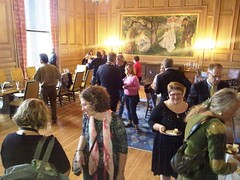 OsloBG The Mayor's reception at the City Hall #2