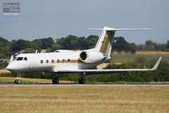 N17JK - 1235 - Private - Gulfsteam IV SP - Luton - 100805 - Steven Gray - IMG_1176