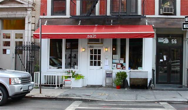 SALTY Restaurant
