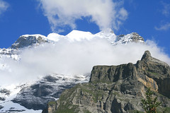 switzerland snow capped Alps (Photo Paul) Tags: snow mountains alps switzerland jungfrau the4elements