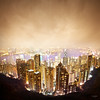 hong kong skyline (sadaiche (Peter Franc)) Tags: city electric skyline square hongkong skyscrapers hong kong explore frontpage victoriapeak