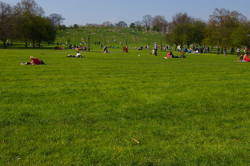 Green Primrose Hill