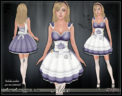 Alice (Purple)