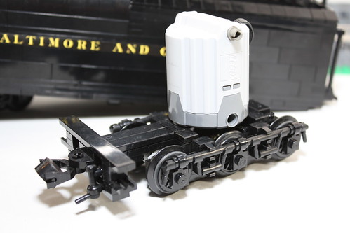 Image result for lego power functions train truck