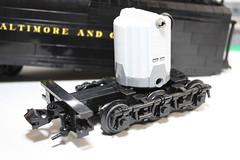 B&O Em1 19 (Cale Leiphart) Tags: ohio train lego baltimore steam locomotive bo em1 2884 powerfunctions