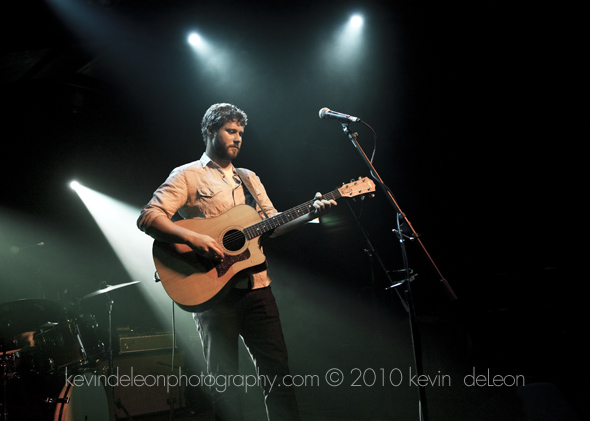 Dan Mangan @ The Parish - Austin, TX