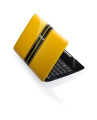 ASUS Eee PC 1001PQ_Vibrant Gold