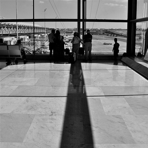 aeropuerto - la pista by eMecHe