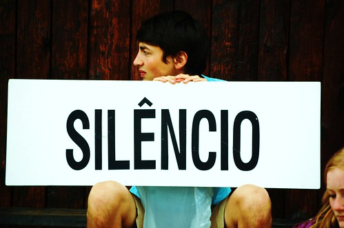 Silence in any language