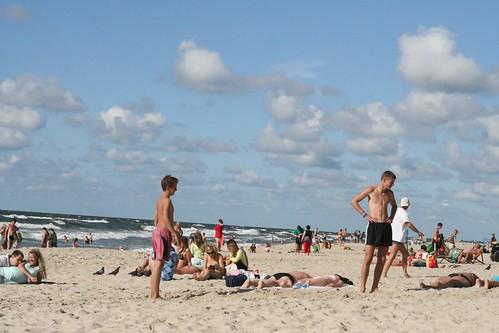 nude beach Lithuanian