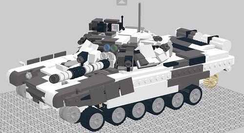 T-90 (Russia) 1/31 Scale