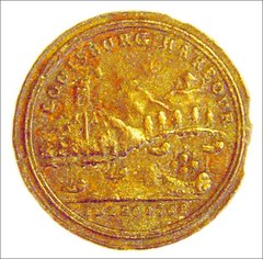 Fortress of Louisbourg medal