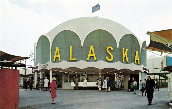 1962_Seattle_Worlds_Fair_Alaska_Exhibit