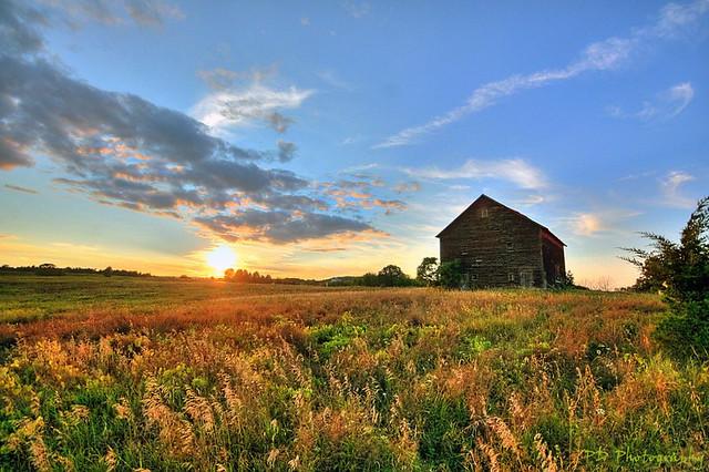 Red Barn, Krumkill Road - revisited
