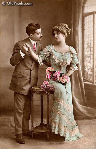 Flirting+Victorians