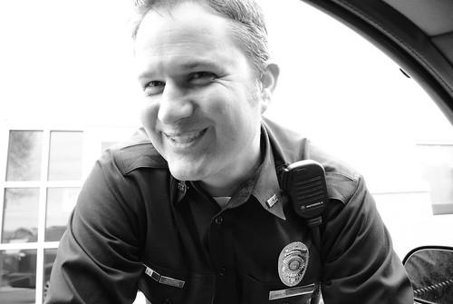 Hot kid cop