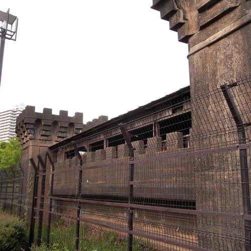 Komatsugawa Lock Gate 04