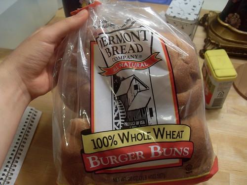 Vermont Bread Burger Buns