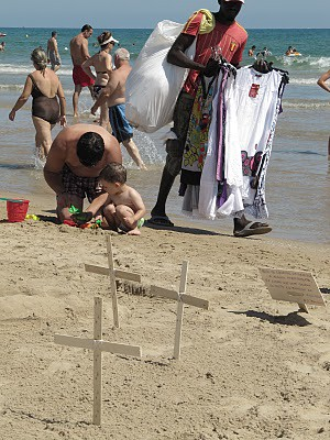 cruces playa