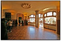 Sala menjador, Casa Batll, Barcelona (Jess Cano Snchez) Tags: barcelona espaa canon spain modernism catalonia unesco gaudi catalunya casabatllo modernismo catalua modernisme barcelones eos20d passeigdegracia espanya eixample ensanche efs1022 elsenyordelsbertins bcin
