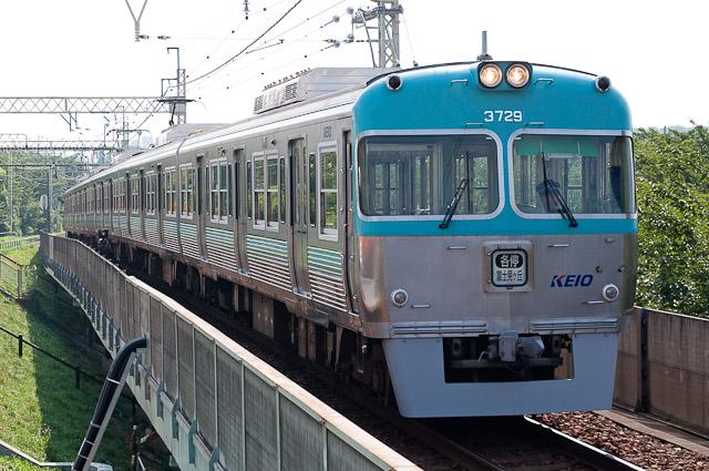 京王電鉄井の頭線3000系3029F 26運行