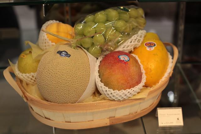 Fruits gift set