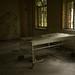 Beelitz Heilstatten - autopsy table