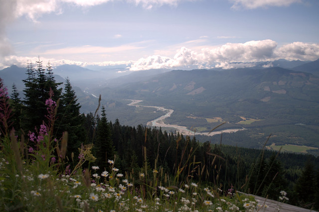 Sauk River Valley