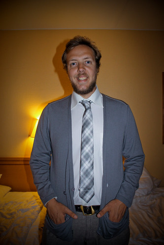 Oskars outfit