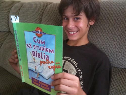 Cum sa studiem Biblia - pentru copii