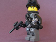Spec. Ops. soldier (Negative-) Tags: lego specops brickarms brickforge