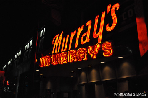 Marquee ~ Murray's Restaurant