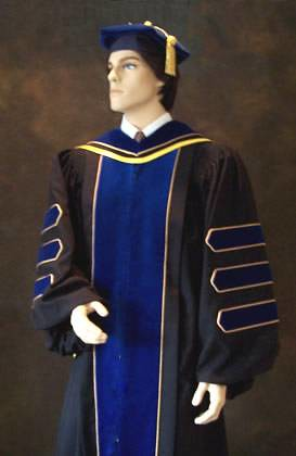 doctoralgown