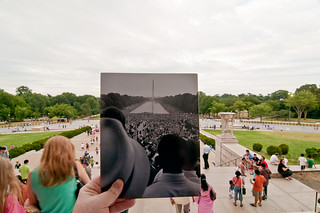 Looking Into the Past: March on Washington, August 28, 1963