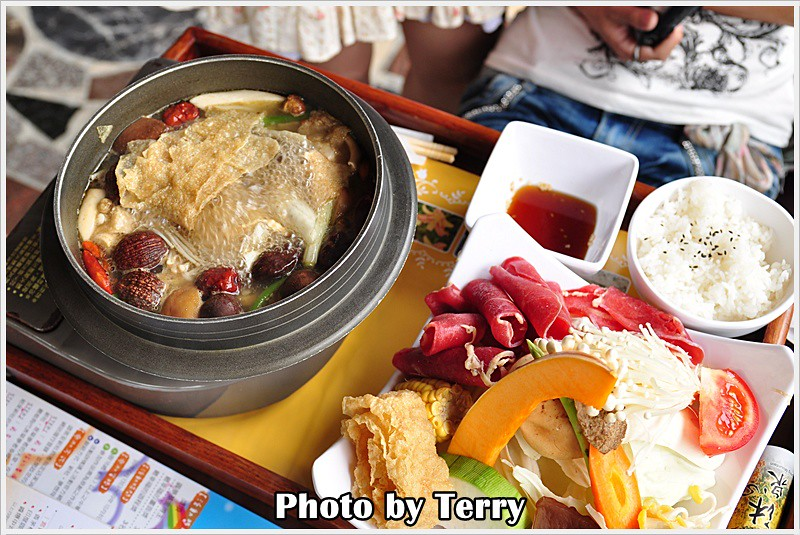 沐心泉餐廳 (8)