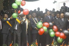 kenyan new constitution promulgation ceremony