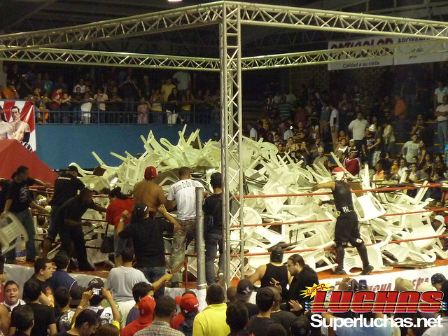 LXN Festival de Sillas 2010 Resultados (27 Agosto 2010) – Diva Salvaje y La Resistencia nuevos campeones. 1