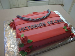 Victoria's Secret Cake (Sweet Creations) Tags: divacake victoriassecretcake shoppingcake
