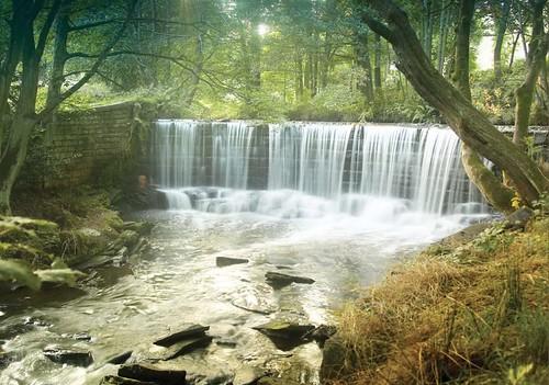 Huddersfield - Rivers Colne, Holme & Fenay Beck