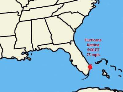 20050825-2 Katrina Timeline