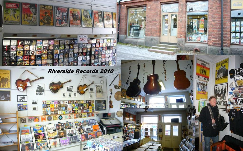 Original  Riverside Records